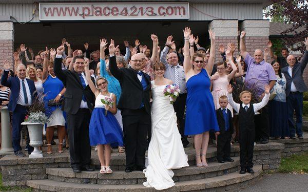 Mariage de Patrick & Sylvie