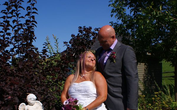 Mariage de Éric et Yvette
