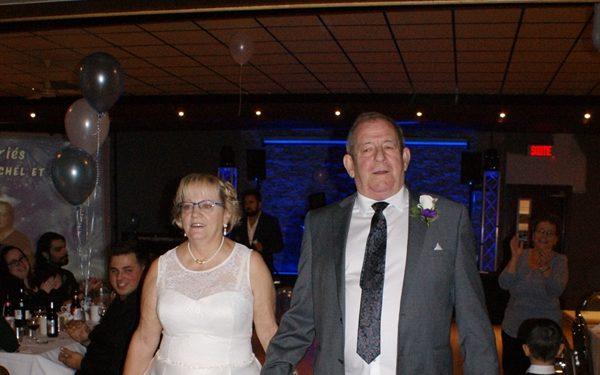 Mariage de Michel & Aline